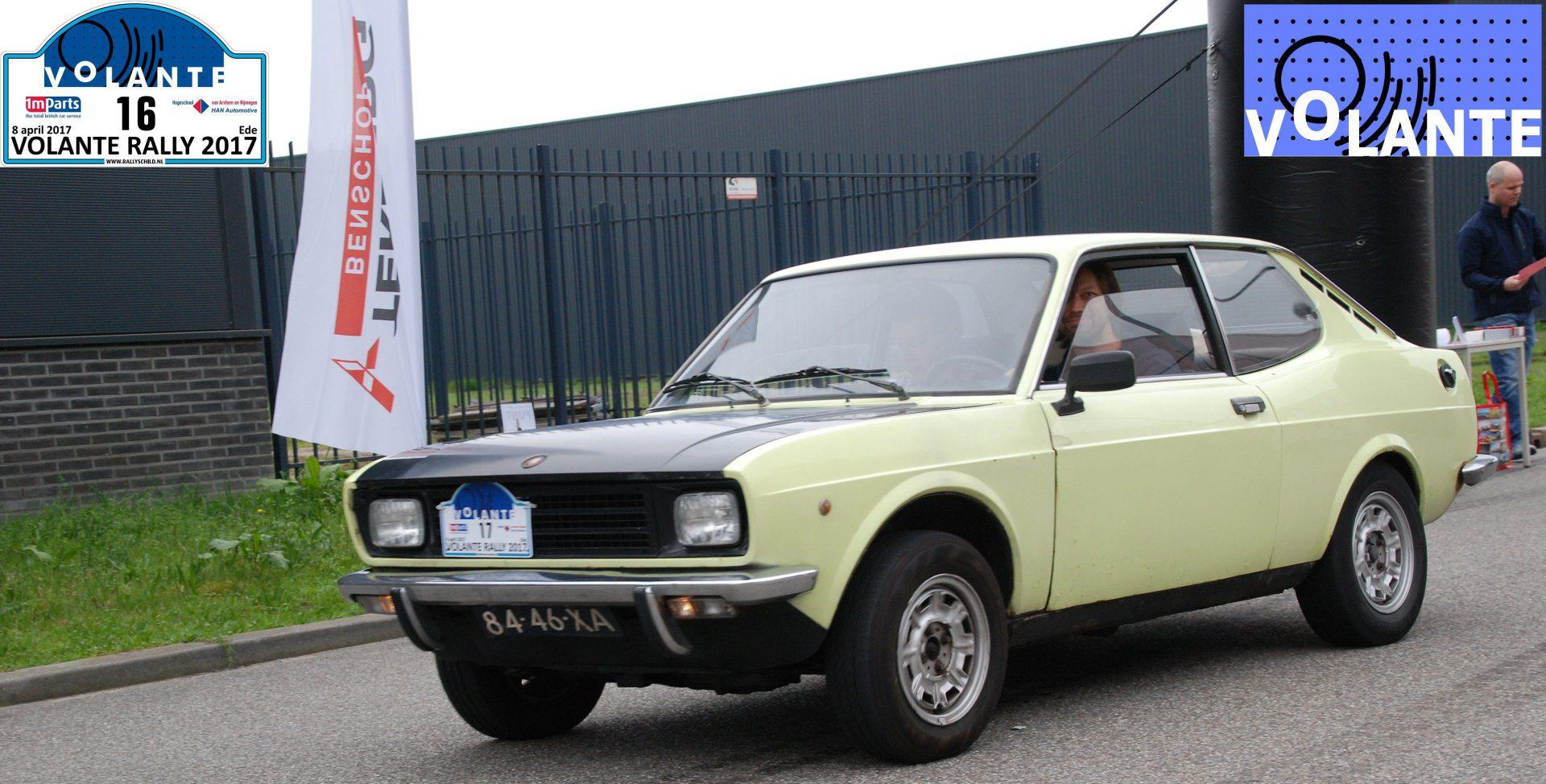 Volante Rally 2017