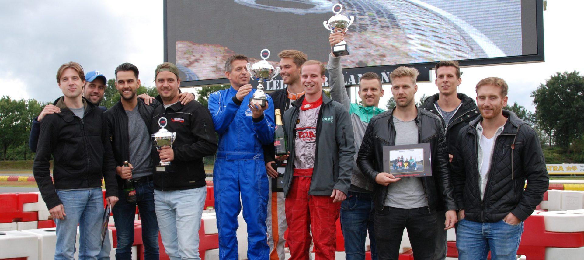 Podium Volante Kart Cup 2017