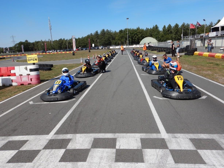 Report Volante Kart Cup 2019 Alumni Association Volante