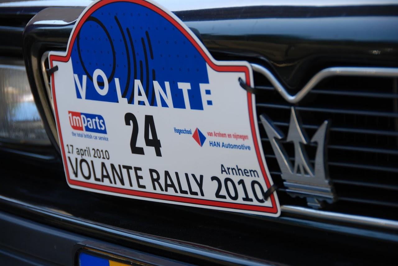 Volante Rally 2010-1