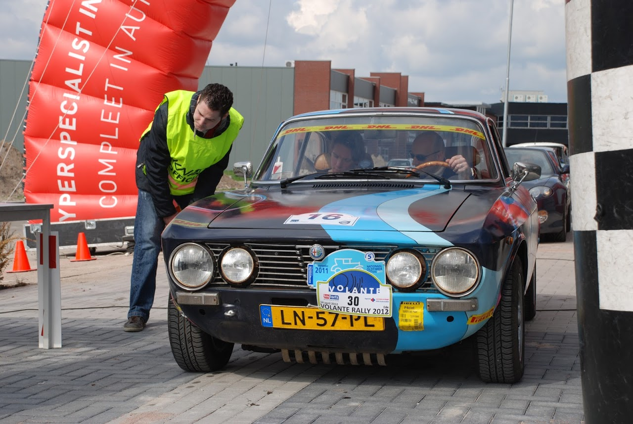 Volante Rally 2012-1