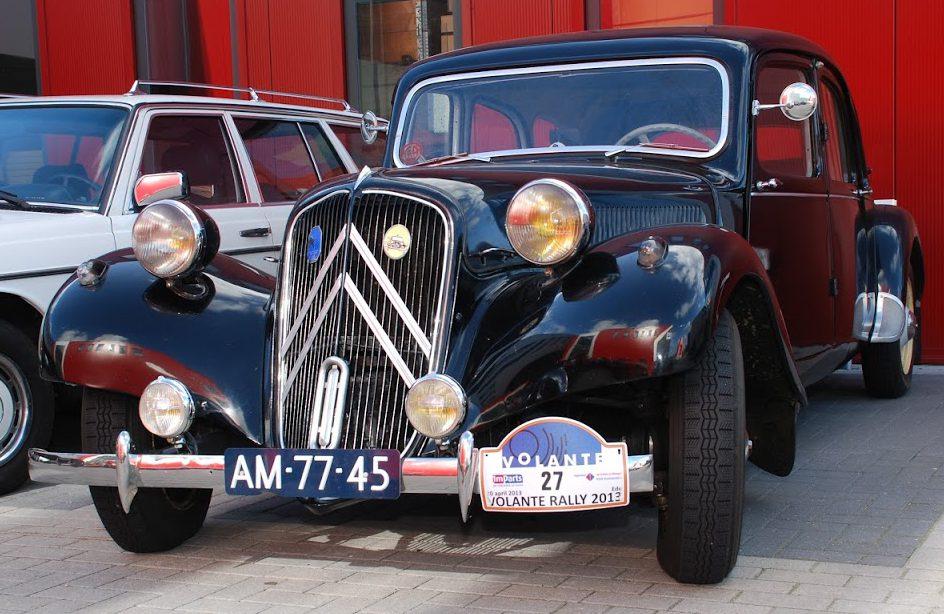 Volante Rally 2013-1