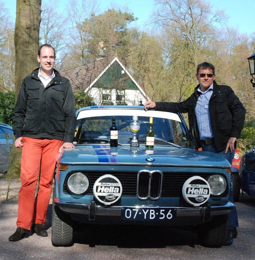 Volante Rally 2013-2