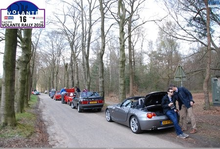 Volante Rally 2016-2