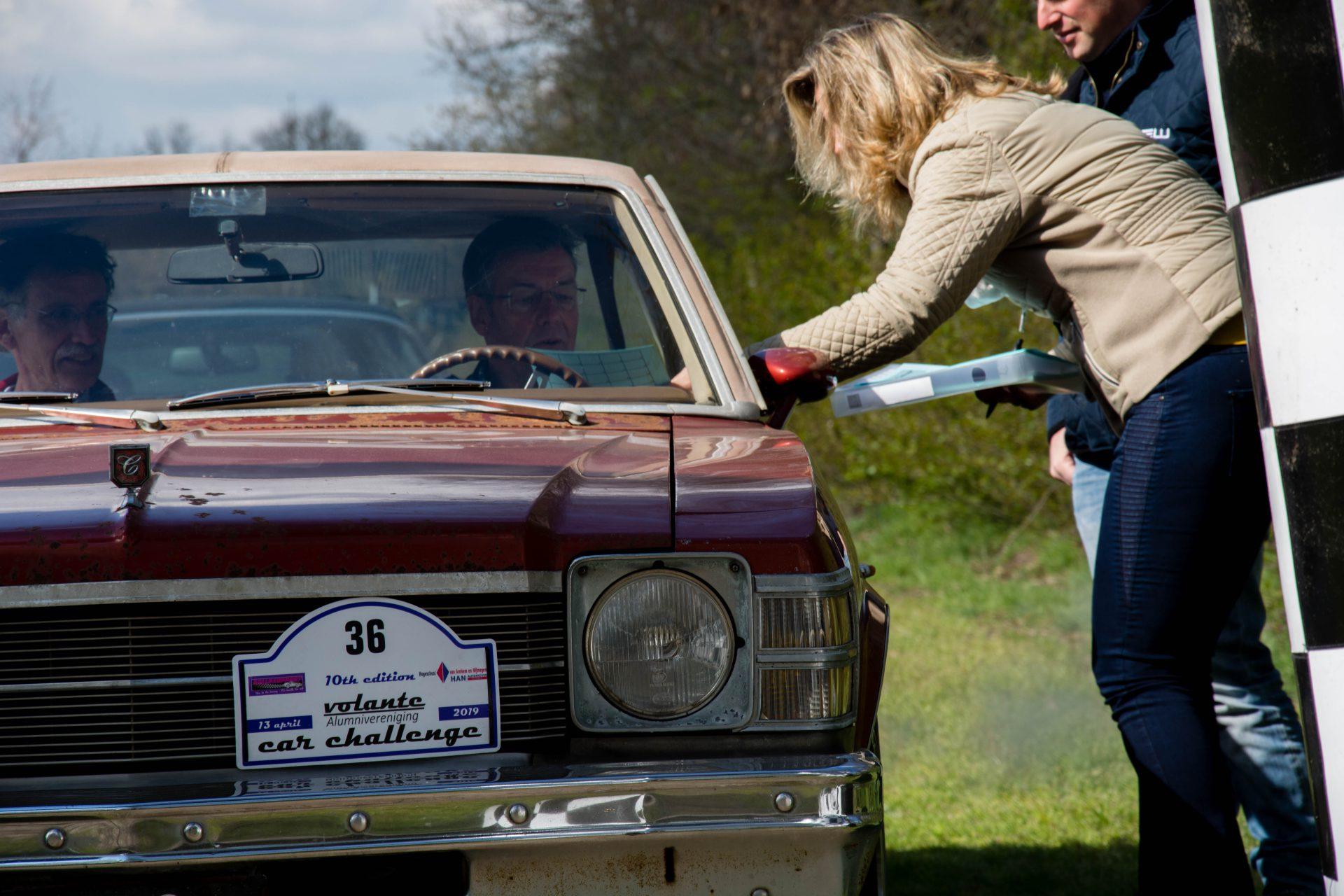 Volante Rally 3
