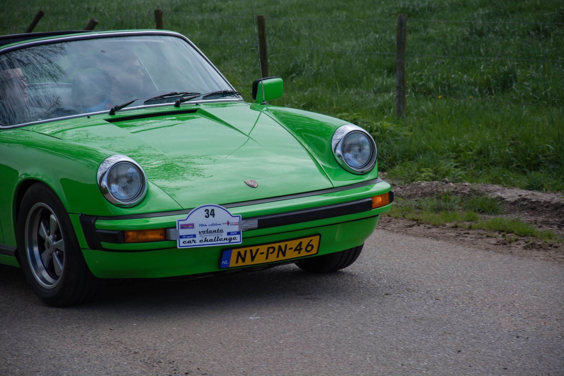 Volante Rally 4